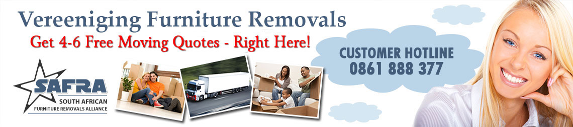 Log on to the FURNITURE REMOVALS Website